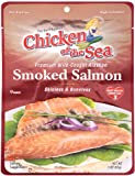 Chicken of the Sea Pacific Smoked Salmon Pouch, 3-Ounce Pouches (Pack of 12)