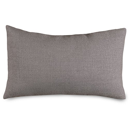 Majestic Home Goods Pillow, 12-Inch, Gray Loft