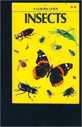 Insects: A Guide to Familiar American Insects written by Herbert Spencer Zim