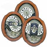 Rhythm Clocks Timecracker Legend - Model #4MH835WB06