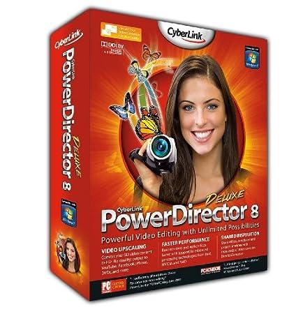 PowerDirector 8 Deluxe