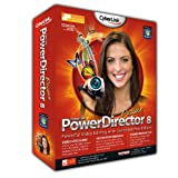 CyberLink PowerDirector 8 Deluxe (PC)by Cyberlink