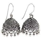 Dancing & Filigree Style Jhumki Polished Earring - Rs.290.00 @ AMAZON