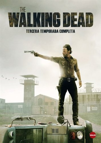 The Walking Dead - Temporada 3 [DVD]