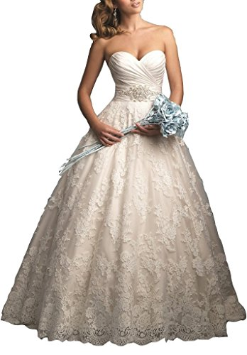 ebelz-strapless-lace-mermaid-tulle-wedding-dress