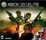 Xbox 360 Resident Evil 5 Elite Red Co...