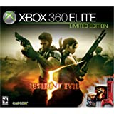 Xbox 360 Resident Evil 5 Elite Red Consoleby Microsoft