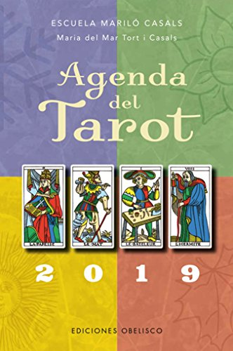 Agenda del tarot 2019  [Maria del Mar Tort] (Tapa Blanda)