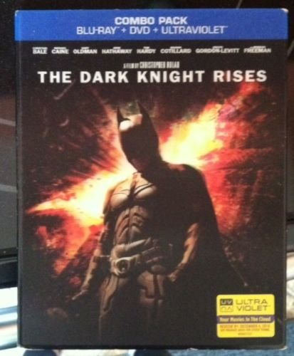 Dark Knight Rises Dvd Sales The Dark Knight Rises Combo