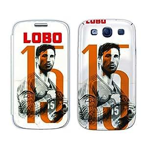 ezyPRNT Samsung Galaxy S3 i9300 Sergio Ramos Football Player mobile skin sticker