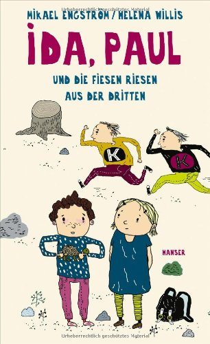 Ida, Paul und die fiesen Riesen aus der Dritten, Buch