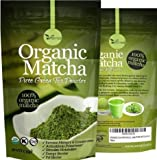 Organic Matcha Green Tea Powder Antio...