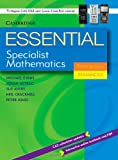 img - for Essential Specialist Mathematics Third Edition Enhanced TIN/CP Version (Essential Mathematics) book / textbook / text book