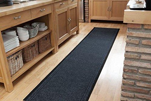 Lungo tappeto guida per corridoio su misura qualsiasi lunghezza colore blu scuro larghezza - Tappeti guida per cucina ...
