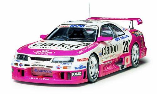 TAMIYA Car Kit 1:24 24161 Nismo Clarion GT-R Le Mams '95