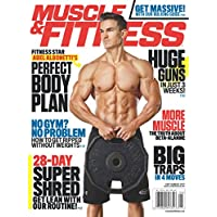 1 Year(12 issues) Muscle & Fitness Magazine Subscription