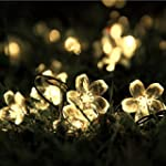 Innoo Tech Outdoor Solar String Light...