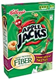 Apple Jacks Cereal, 12.2-Ounce Boxes (Pack of 4)
