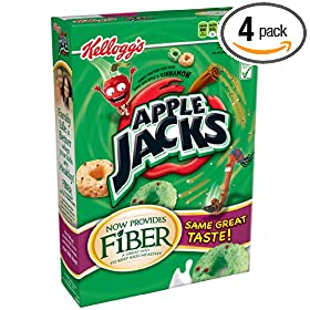 Cereal, 12.2-Ounce Boxes (Pack of 4): Amazon.com