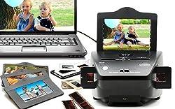 SVP 3-in-1 PS9000 Digital Film, Photo, and Slide Scanner