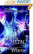 Test of Metal: A Planeswalker Novel (Magic The Gathering: Planeswalker Book 3)