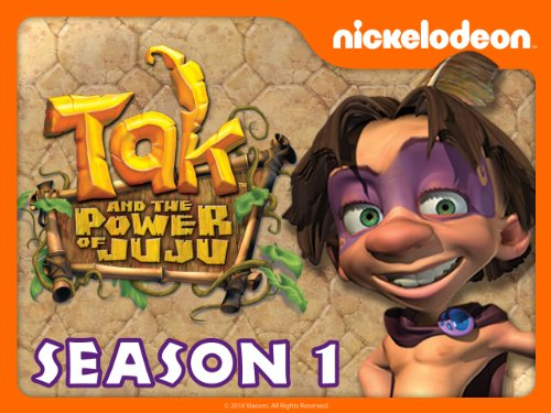 Tak and the Power of Juju Season 1