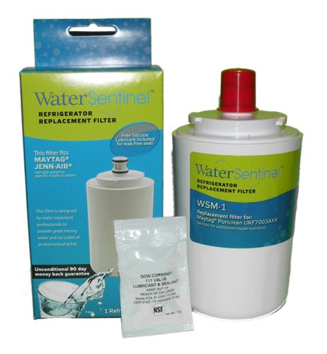 Water Sentinel WSM-1 Refrigerator Replacement Filter
