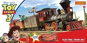 Hornby R1149 Disney Toy Story 3 00 Gauge Electric Train Set