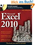 Excel 2010 Bible (Bible (Wiley))
