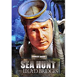 Sea Hunt Complete Season Four