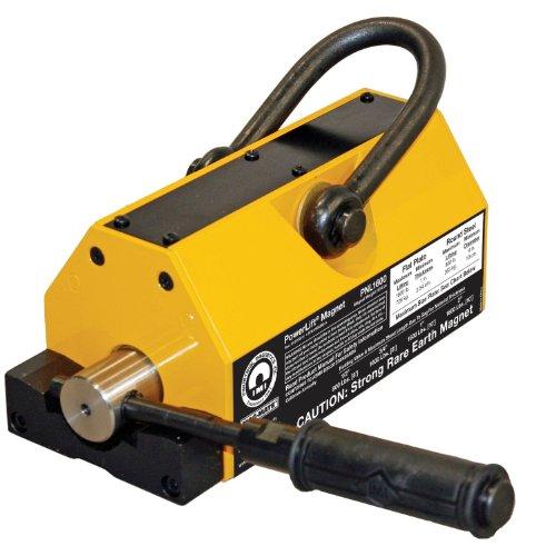 Powerlift® Lift Magnet - Rare Earth 1,600 Lb. Lifting Capacity