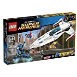 LEGO Superheroes Darkseid Invasion
