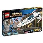 LEGO Superheroes Darkseid Invasion