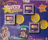 Singing Starz Video Karaoke Machine Cartridge 3 Pack