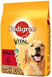 Pedigree Dry Dog Food Beef 15kg