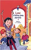 """Afficher """"L'Ecole d'Agathe n° 54 Lou n'aime pas perdre"""""""