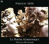 echange, troc Vincent Dumestre, Claire Lefilliatre - Firenze 1616, oeuvres de Belli, Saracini, Malvezzi & Caccini
