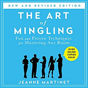 The Art of Mingling Audiobook