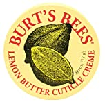 Burt's Bees Lemon Butter Cuticle Cream, 0.6 Ounces (Pack of 3)