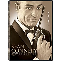 Sean Connery 007 Collection Volume 2