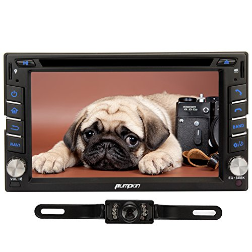 PUMPKIN-2-Din-62-Universal-Autoradio-Moniceiver-DVD-Player-Untersttzt-GPS-Navigation-Bluetooth-USB-SD-Karte-mit-Kamera