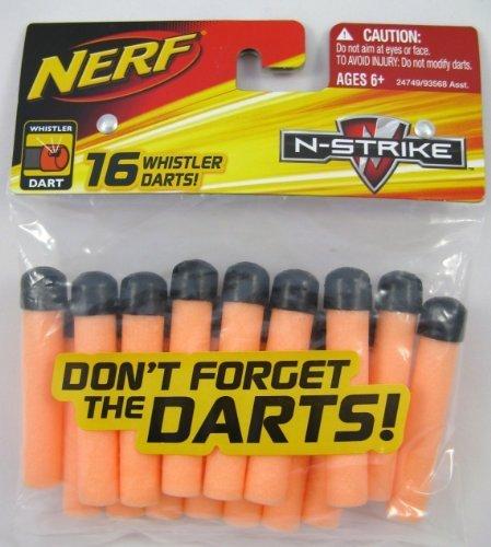 Nerf Whistler Darts 16 Pack - 1