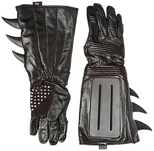 UD Replicas Ud Replicas Batman Begins Movie Replica Motorcycle Gloves, X Large