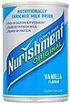 Nurishment Vanilla Flavour Milk Drink...