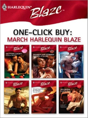 One-Click Buy: March Harlequin Blaze
