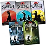 Chris Bradford Chris Bradford Young Samurai 5 Books Collection Pack Set RRP: £34.95 (The Way of the Dragon, The Way of the Sword, The Way of the Warrior, : The Ring of Water, : The Ring of Earth)