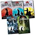 Chris Bradford Young Samurai 5 Books Collection Pack Set RRP: �34.95 (The Way of the Dragon, The Way of the Sword, The Way of the Warrior, : The Ring of Water, : The Ring of Earth)