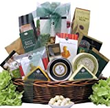 Great Arrivals Gourmet Cheese Gift Basket, Extravaganza
