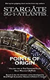 img - for STARGATE SG-1 / STARGATE ATLANTIS: Points of Origin (Volume two of the travelers' tales) book / textbook / text book