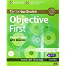 Objective First for Spanish Speakers Self-Study Pack 4th...